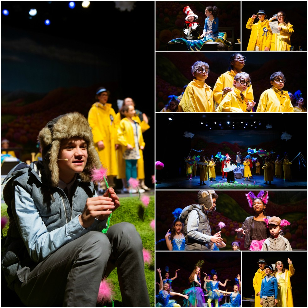 Seussical Collage