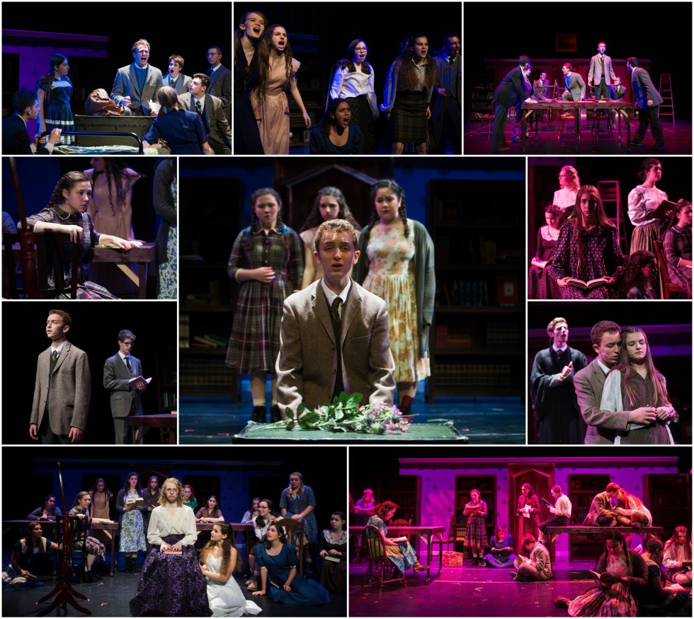Spring awakening Collage